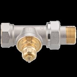 Термостатический клапан RA-G/RTR-G, прямой, Danfoss