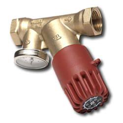 Термостатический балансировочный клапан TA-Therm/TA-Therm HT