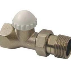 Термостатический клапан VD1..CLC.., прямой, Siemens