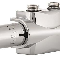 Комплект терморегулятора Multilux 4 с термоголовкой Halo, Heimeier