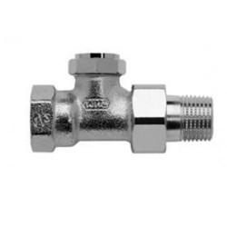 Запорно-дренажный клапан, Verafix-E, прямой, Honeywell