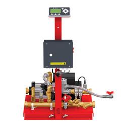 Управляющий агрегат Flamcomat с одним насосом (PN 16), Flamco