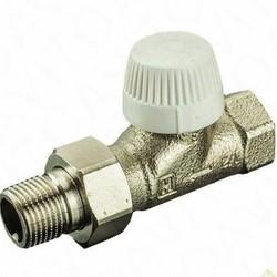 Термостатический радиаторный клапан типа UBG, прямой, Honeywell