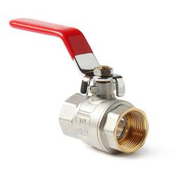 Шаровой латунный кран ВР-ВР полнопроходной, с рукояткой, Ду 15-50 Ру 25-50, Pro Aqua