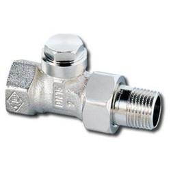 Запорно-регулирующий клапан прямой Raditec, Heimeier