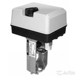 Электропривод ML6420 для больших линейных клапанов, Honeywell