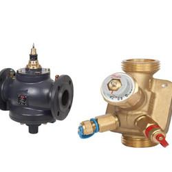 Автоматический балансировочный клапан р/р AQT без измерительных ниппелей, Danfoss