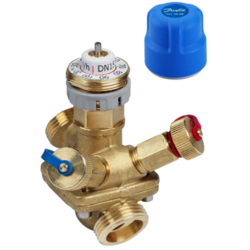 Автоматический балансировочный клапан р/р AB-QM c измерительными ниппелями, Danfoss