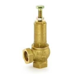 Клапан предохранительный регулируемый, Uni-Fitt