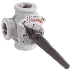 Клапан трехходовой смесительный DR-GMLA, Honeywell