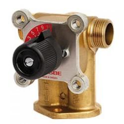 Клапан четырехходовой смесительный TM, Esbe
