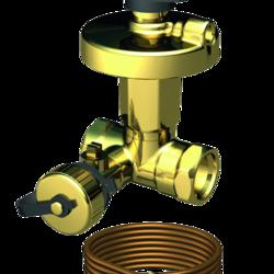 Балансировочный клапан р/р Ballorex DP, Broen