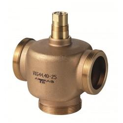 Клапан регулирующий VVG44..., Siemens