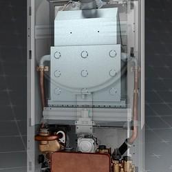 Котел газовый настенный ECO-4S, Baxi