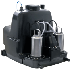 Напорная установка Wilo-DrainLift XL