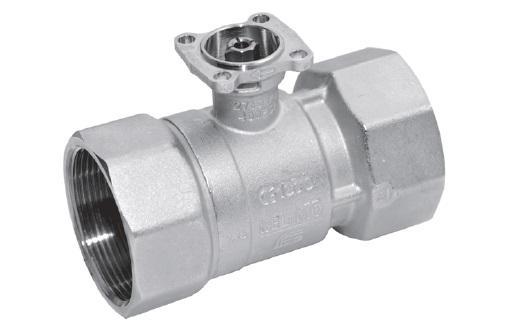 Клапан двухходовой регулирующий R20хх, Belimo