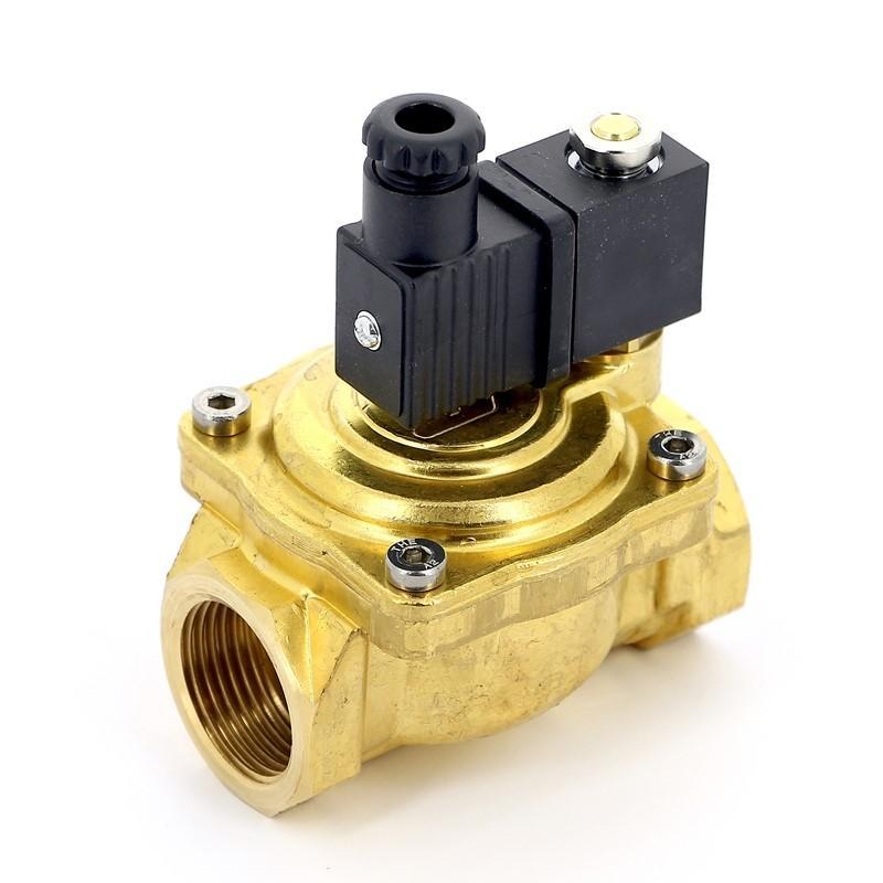 Клапан соленоидный H1001, 220 В для воды и воздуха, Emmeti